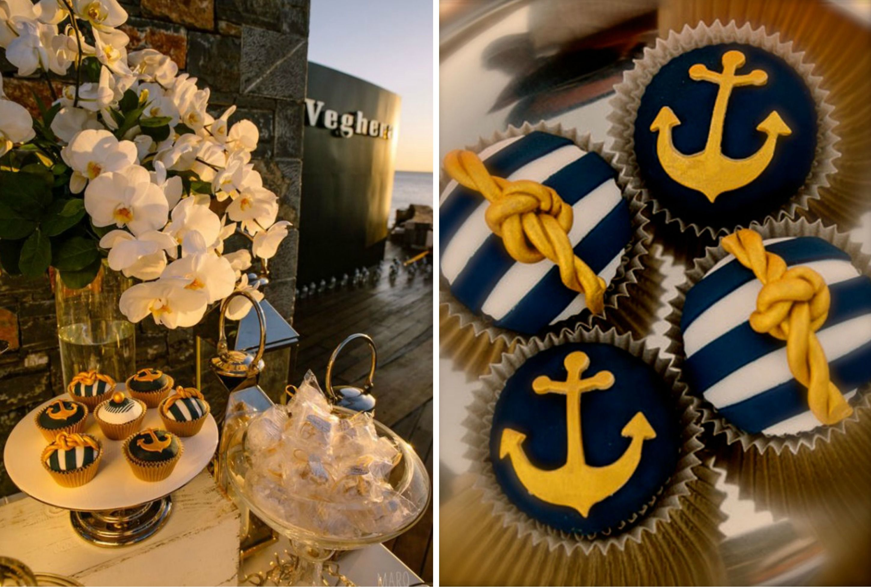 nautical chic wedding theme 14