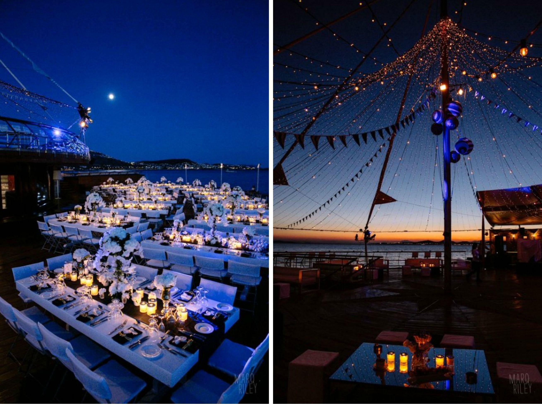 nautical chic wedding theme 21