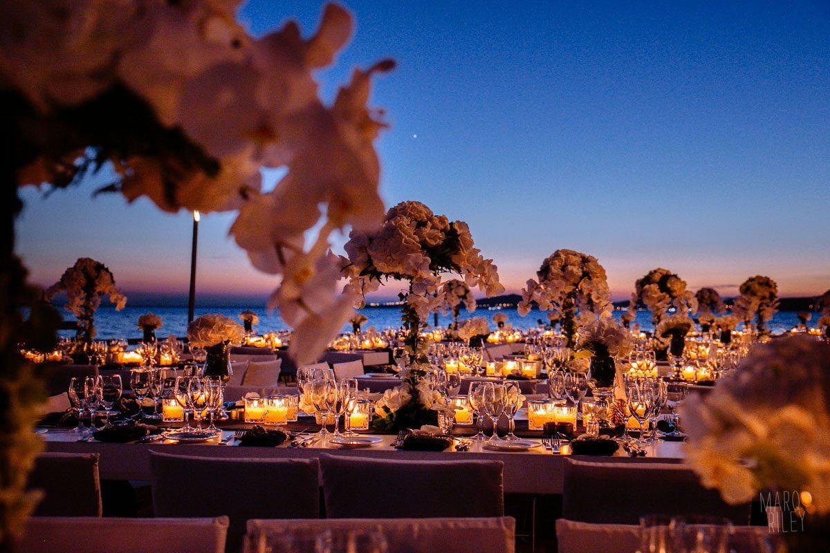 nautical chic wedding theme 7