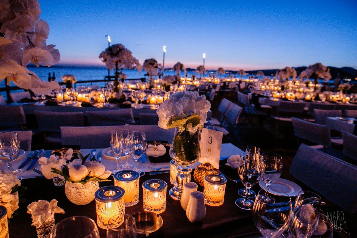 nautical chic wedding theme 8