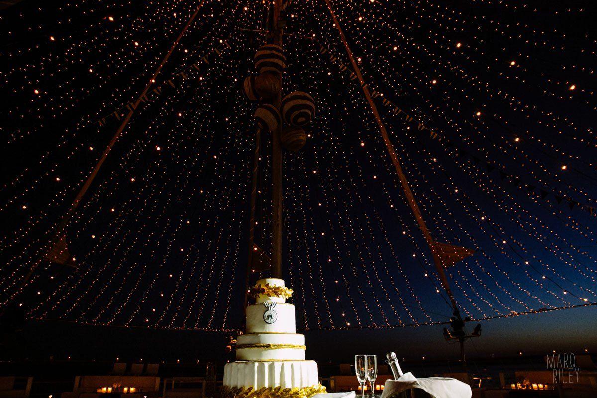 nautical chic wedding theme 9