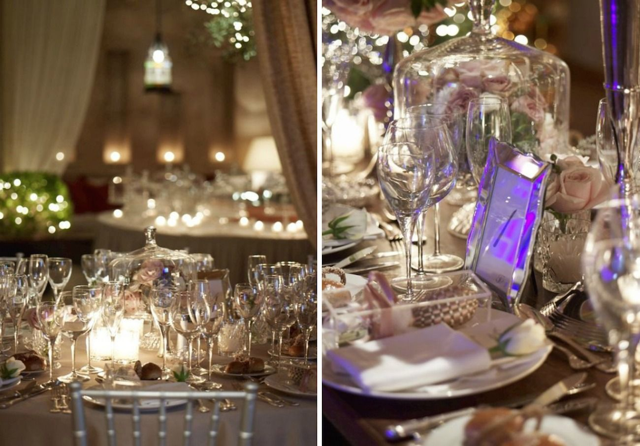 romantic vintage wedding- christmas wedding decoration-parisian style 22