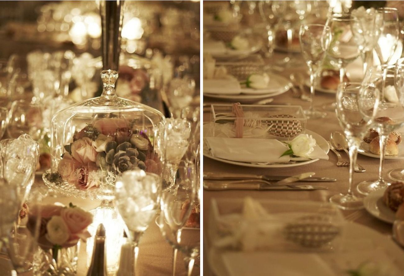 romantic vintage wedding- christmas wedding decoration-parisian style 23