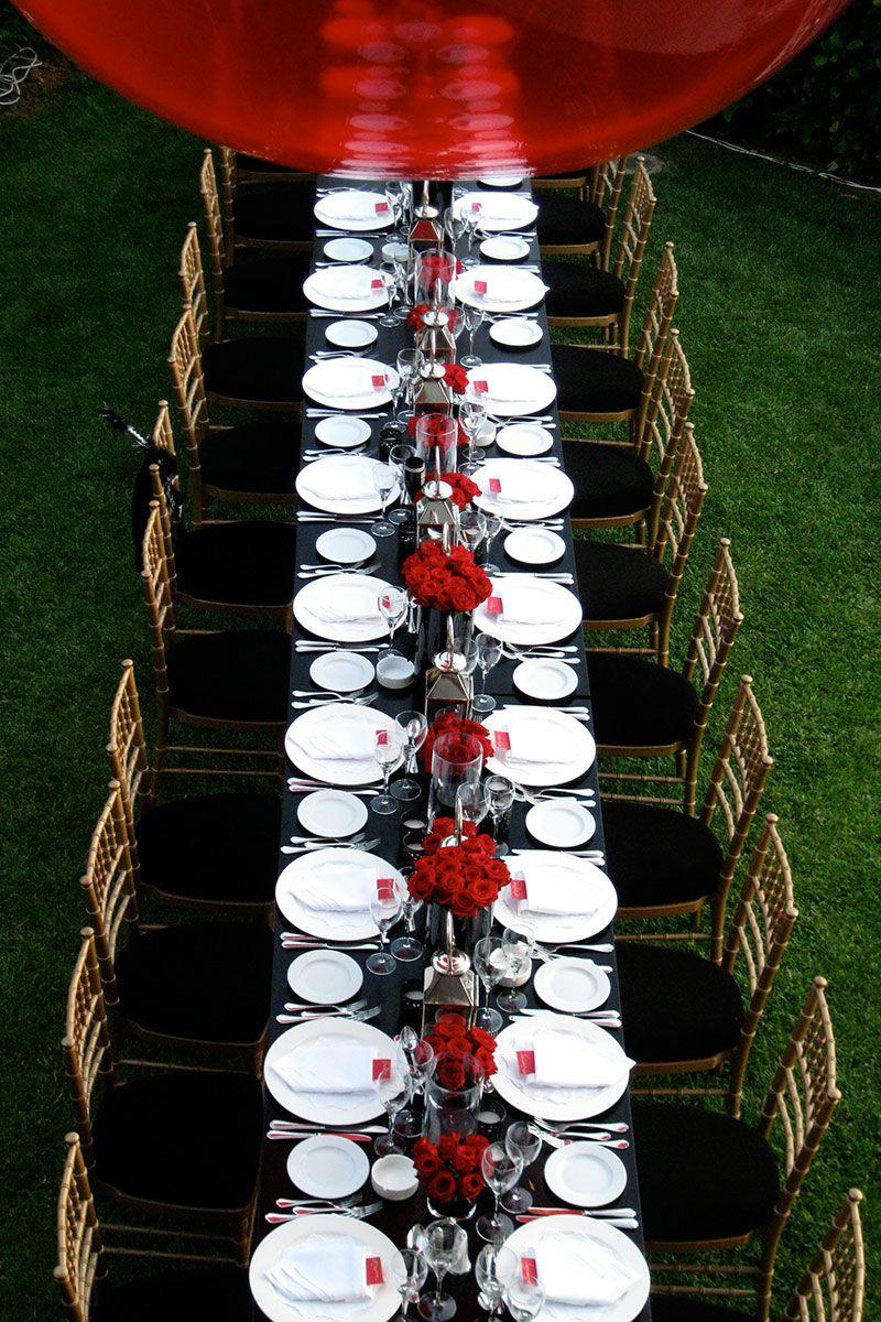 pool wedding in greece