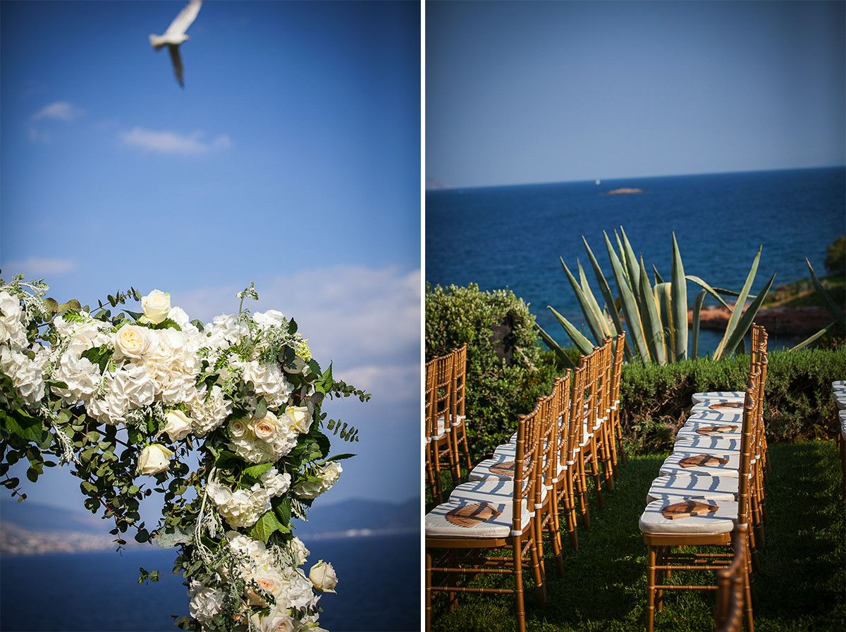 best planning weddings in greece