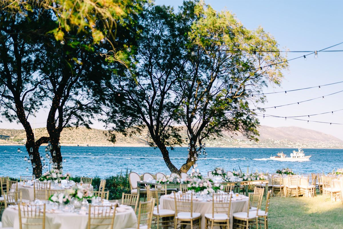 weddings near the sea