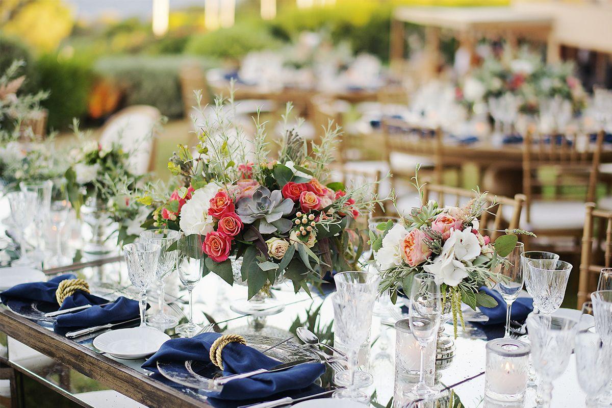 vintage nautical wedding