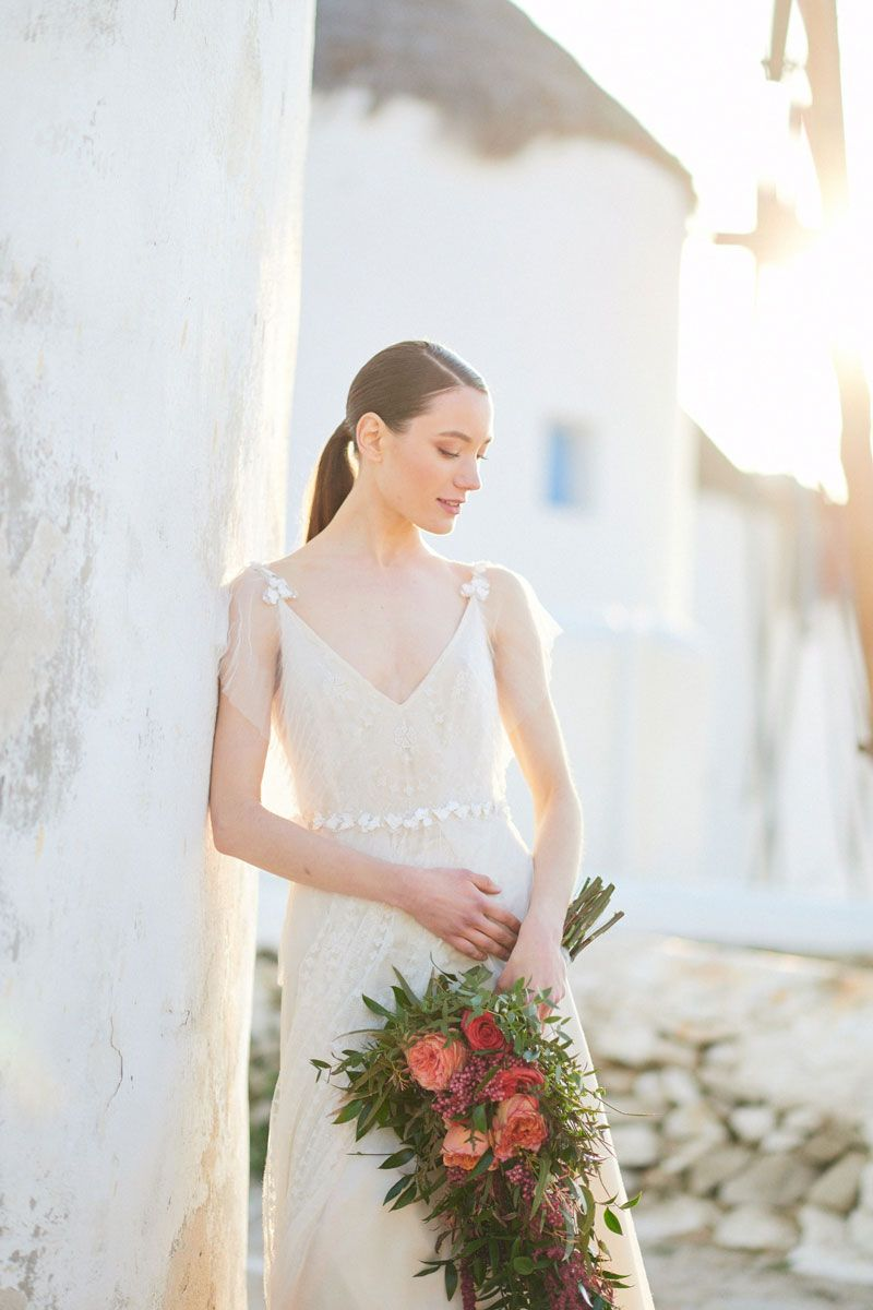 Weddings Projects & Themes : Wedding in Mykonos