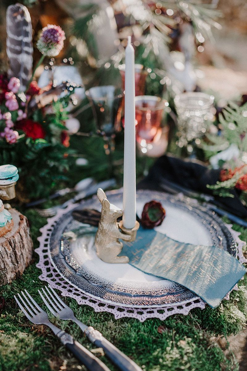 Weddings Projects & Themes : SECRET GARDEN | DeplanV