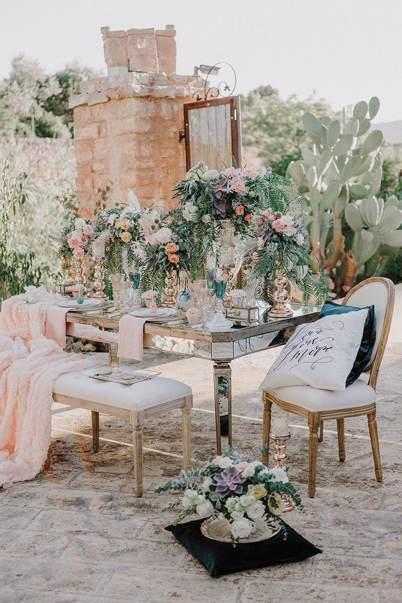 Weddings Projects & Themes : LA VIE EN ROSE | DeplanV