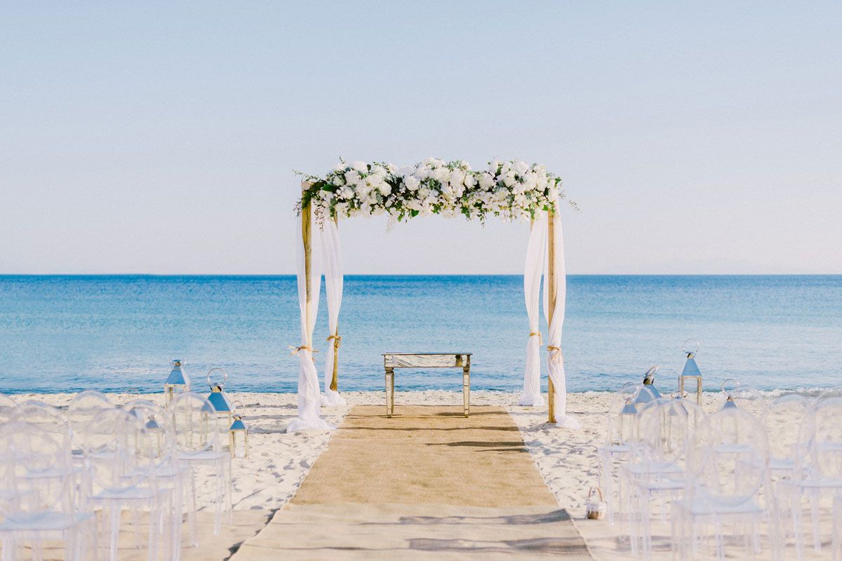 weddings in greek island