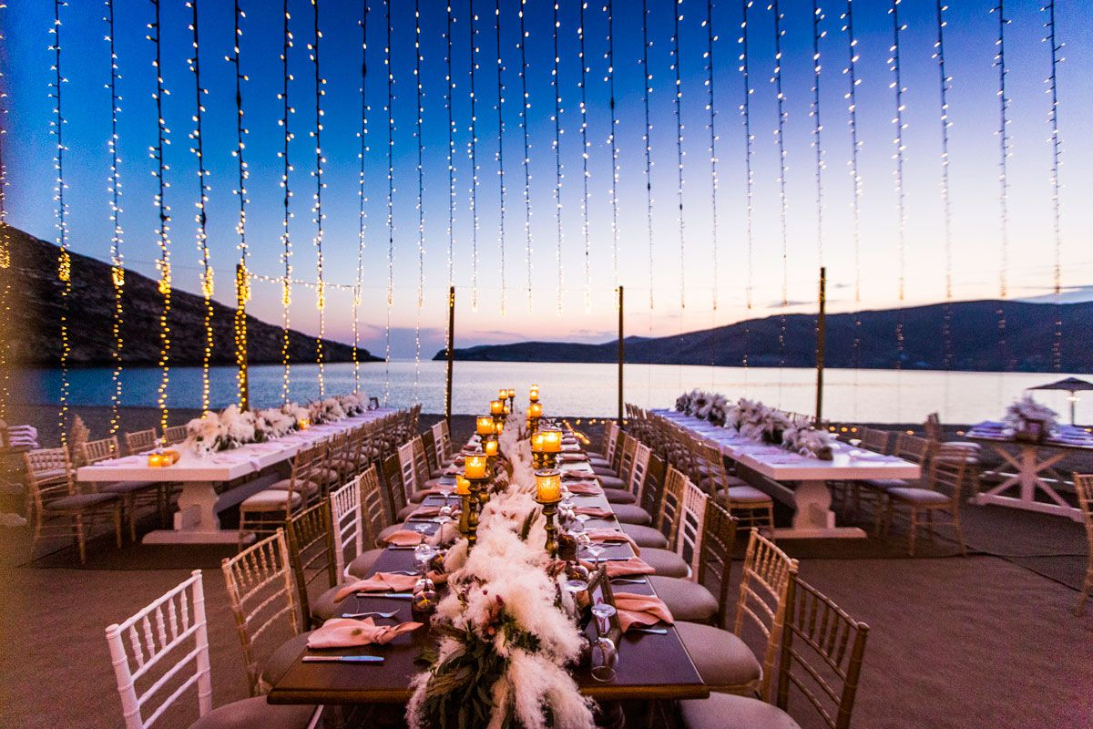 wedding in greek islands