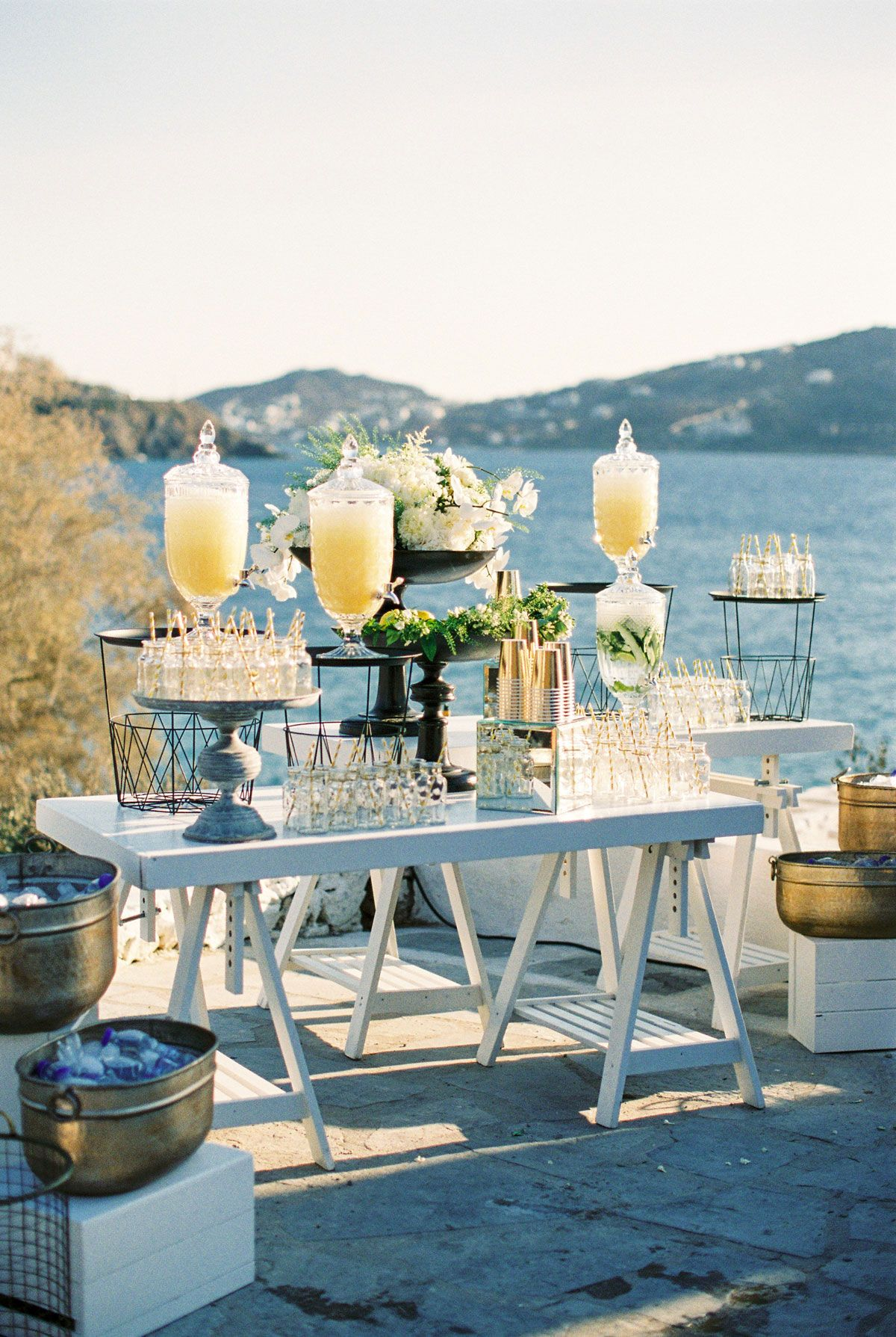 destination wedding mykonos