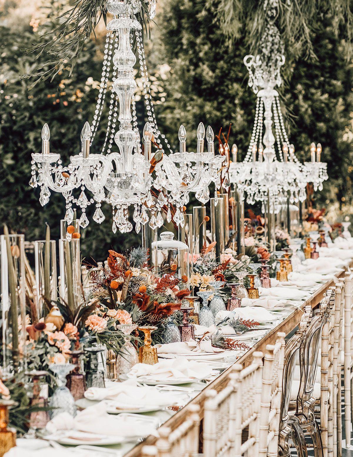 GLAMOROUS FLORAL FUSED BODRUM LUXURY WEDDING AT VILLA MACAKIZI MUGLA BY DEPLANV